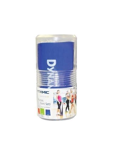 Dynamic  Pilates Band Seti 1Dyakpılband/N1 Renkli
